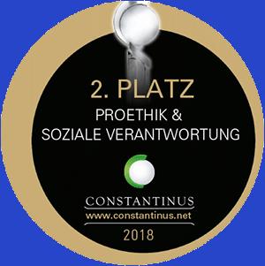 Medaillie des Constantinus Award
