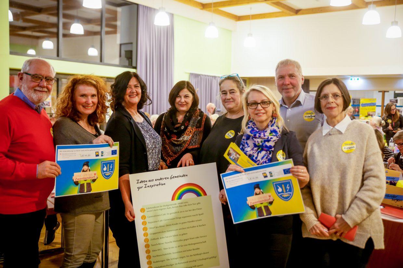 Projektteam Vitale Gemeinde Zwentendorf